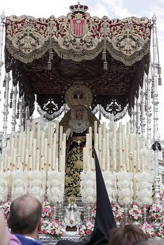 Semana Santa, Sevilla, Spain;  around Easter