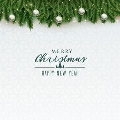 Elegant merry christmas background with silver balls PNG and Vector Merry Chistmas, Merry Christmas Vector, Merry Christmas Background, Merry Christmas Banner, Merry Christmas Greetings, Merry Christmas And Happy New Year, Christmas Balls, Christmas Wreaths, Happy New Year Download