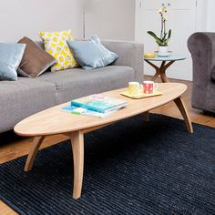 surf coffee table by obi furniture | notonthehighstreet.com