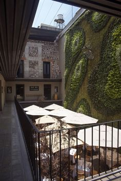 Downtown in Mexico City by Cherem Arquitectos