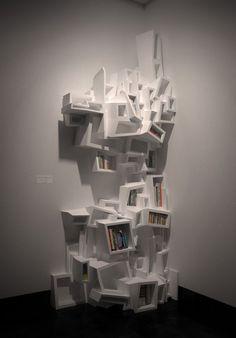 Afbeeldingsresultaat voor bookshelves