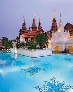 The Dhara Dhevi — Chiang Mai, Thailand
