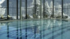 Top Hotels in St.Moritz - Badrutt's Palace Hotel - the best view in the Alps!
