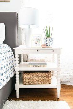 #modern  #small #nightstand #ideas #cheap #rustic for #boho #scandinavian #style Rustic Nursery Decor, Home Decor Bedroom, Living Room Decor, Bedroom Stuff, Wood Bedroom, Diy Bedroom, Bedroom Ideas, Cheap Beach Decor, Cheap Office Decor