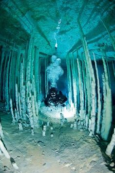 Cave Diving and Technical Diving Adventures