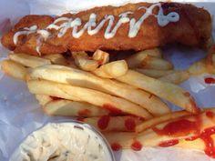 fish&chips at peter's fish market