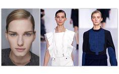 make up Chloé collection automne-hiver 2013-2014 http://www.vogue.fr/beaute/tendance-des-podiums/diaporama/la-fashion-week-en-20-make-up/12197/image/735910#make-up-chloe-collection-automne-hiver-2013-2014