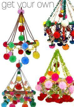 Pajak paper chandeli