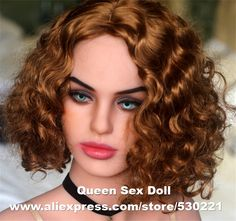 212.71$  Watch here - http://aliu9q.worldwells.pw/go.php?t=32687879795 - 2017 NEW  WMDOLL TPE sex doll head, Tan skin adult dolls head for solid love doll, oral sex toy for men 212.71$