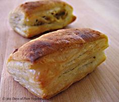 Spicy Potato Pastry Puff
