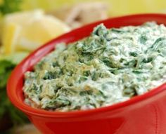 Cheese Spinach And Artichoke Dip | Diabetic Connect