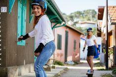 Cet après-midi, on teste le Oneweel ! #vraiesvacances #legecapferret #capferret #bassinarcachon #travel #travelphotography #landscape #holidays #france #spring #printemps #villagedelherbe #lherbe #onewheel #vacation #girls #goodtimes