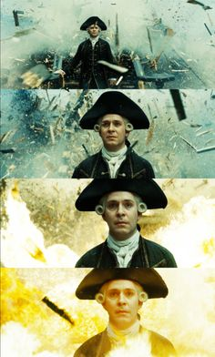 Will Cutler Beckett return in Pirates of the Caribbean: Dead Men Tell No Tales? <---Or maybe Norrington? I just miss all the lost characters from the first three films! (Especially Will and Elizabeth. No other love story could replace these two in PotC. It's just not possible.)