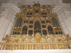 Organ (Cathedral, Granada, Spain)