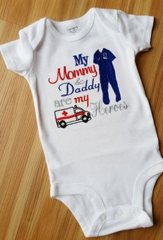 Nurse Babygrow in Yellow paramedic junior doctor doc NEW When I Grow Up .