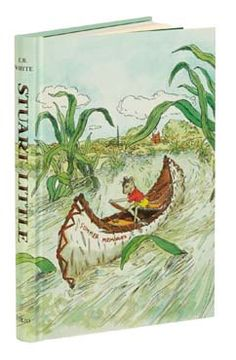 Colorized illustrations (by Garth Williams) in The Folio Society edition of E.B. White's Stuart Little, please