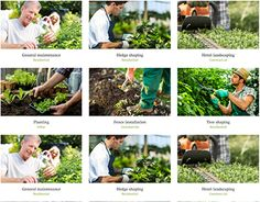 "Check out new work on my @Behance portfolio: ""Cultivators - HTML Gardening Design""…"