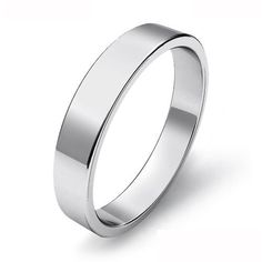 2acbdf2d0 Men's & Women's 18ct White Gold Wedding Rings - NEWBURYSONLINE  http://www