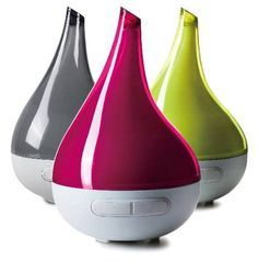 Presenting an absolutely stylish and gorgeously eco-friendly line of Ultrasonic Essential Oil Aroma Diffusers which offer a unique 5-in-1 functionality that of diffuser, ionizer, humidifier, air purifier and night lamp! Aroma Bloom diffusers use high-end, eco-friendly, ultrasonic technologies which makes them super-easy to set up and use.