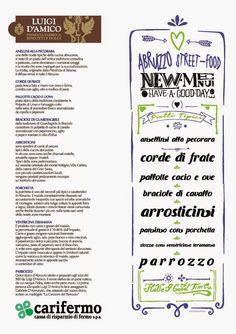 Confraternita del Grappolo: Abruzzo Street-Food a VINITALY 2015