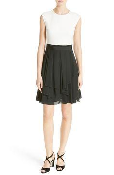 TED BAKER Salieto Fit & Flare Dress. #tedbaker #cloth #