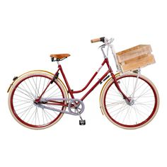 Verdammt cooles Ladies Roetz Bike! Upcycling bei goodz.com