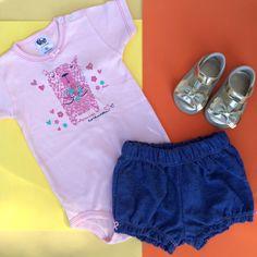 Esse conjuntinho vai deixar sua princesinha charmosa e delicada.    ✅ Conjunto com Body e Balonet (tamanhos do P ao GG).  Venha conferir em: www.purezababy.com.br/conjunto-bb2-body-sonhadora-com-balonet   #Minidiva #lojavirtualinfantil #modainfantil #gravidez #maternidade #lookinhododia #purezababy #littlebaby #babyfashion #babykids #modababy #lojainfantil #baby #kids #fashion