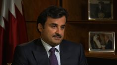 "In his first-ever interview as the Emir of Qatar, Sheikh Tamim bin Hamad Al-Thani defended his country against allegations of funding terrorism and pledged support for the fight against ISIS for the long haul.   ... But there are differences. There are differences that some countries and some people that any group which comes from Islamic background are terrorists. And we don't accept that."" It would be a ""big mistake,"" he said, to consider every Islamic movement to be ""extremists."""