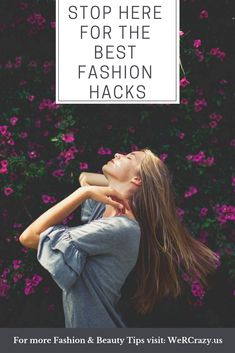 These hacks can easily save your favorite outfits from total ruin. Because while you can't stop accidents from happening, you can stop them from spoiling the wardrobe you've worked hard to build. Fashion And Beauty Tips, Fashion Tips For Women, Teenage Makeup, Types Of Trousers, Old Sweater, Girl Outfits, Fashion Outfits, Faded Jeans, Everyone Knows