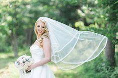 #bride #portrait #veil #love #weddingdress #bouquet #pink #dustyblue #forest#white #blonde #hair #curlyhair #beautiful #model