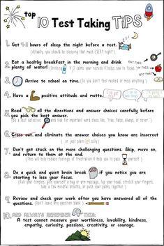 10 Test Taking Tips For Elementary Students - StudyPK