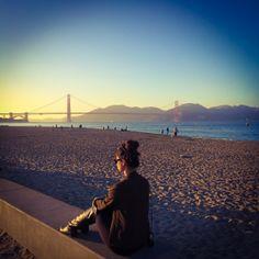San Francisco Beach | Cyn Eats - One Bite at a Time