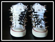 Custom Converse, Converse All Star, Stars, Sneakers, Fashion, Trainers, Moda, Women's Sneakers, Fasion