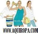 AQUIROPA - WWW.AQUIROPA.COM - Ropa y accesorios de Mujer - TODO BARATO - Blusas, sacos, leggis, bufandas, vestidos, faldas, mallas, busos, correas, bolsos, chaquetas, aqui ropa, etc