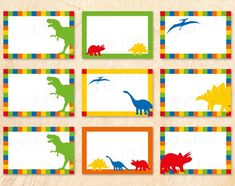 Excited to share this item from my shop: Ive recently made these editable! Editable Dinosaur Buffet Cards Food Tags Name Tags DIY T-Rex Rawr Roar Dinosaur Food, Dinosaur Images, Festa Jurassic Park, Dinosaur Printables, Party Food Labels, Handwritten Text, Food Tags, Dinosaur Birthday Party, Photo Invitations