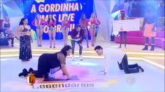 Luiz Bacci  mostra seu 'gingado' e faz coreografia de Rihanna no palco do LEGENDÁRIOS http://r7.com/POXs  • Saiba como assistir a Os Dez Mandamentos O Musical em R7.com/musical10mandamentos #RedeRecord #Record #TVRecord