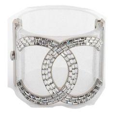 Chanel Baguette Bracelet