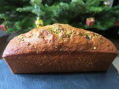 Pain d'épices et pistaches croquantes | AKalie – Blog culinaire d'Aurélie Kalt