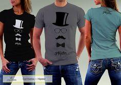 Camisetas ::: Hipster