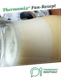Vanillesauce von Thermomix Rezeptentwicklung. Ein Thermomix ® Rezept aus der Kategorie Saucen/Dips/Brotaufstriche auf www.rezeptwelt.de, der Thermomix ® Community.