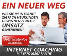Ein neuer Weg - Wie Sie im Internet zigfach Neukunden gewinnen - http://www.pro-active-system.com