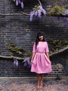 Zeena Dress - PDF Sewing Pattern – By Hand London