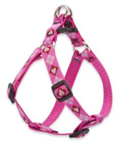 LupinePet Originals 34 Puppy Love 2030 Step In Harness for Medium Dogs >>> Read more reviews of the product by visiting the link on the image.(This is an Amazon affiliate link and I receive a commission for the sales)