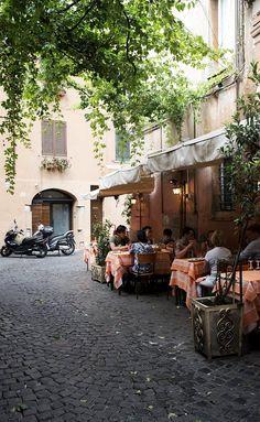 Trastevere ~ Rome, Italy