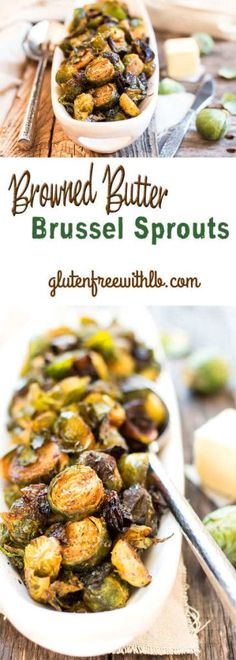 Restaurant quality brussel sprouts -- a quick and easy healthy recipe for dinner. (gluten free, vegetarian, vegan)