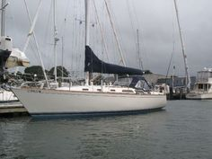 how to buy a used sailboat - great info if you're thinking about doing so.