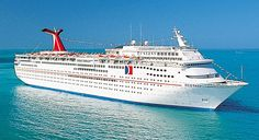 I love Carnival cruises... been on two so far (think I'm due for another soon)...