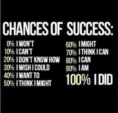 What are your chances of success? It has to do with what you think and what you know. If you'd like to find a system to help you accomplish your goals and dreams check out our soon-to-be released unique franchise!  http://ift.tt/2bKDiZF  link in my bio #thbcs #success #successful #entrepreneurship #startup #grind #advice #moneymaker #businessowner #habit #working #momentum #beautifulwomen #entrepreneurs #entrepreneur #motivational #hardworkpaysoff #business #womeninbusiness #hardwork…