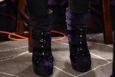 Elle's shoes are always on point #ellevarner
