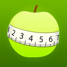 Calorie Counter and Food Diary by MyNetDiary - for Diet and Weight Loss http://bombapps.net/app/us/ios/calorie-counter-food-diary/287529757/  If you always think about calories - you need to download this app and fell yourself better. It can get you rid of this bothers. Just download and don't be afraid about excess weight! Good luck and enjoy!